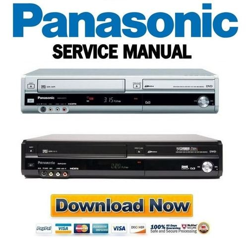 panasonic dmr ez47v manual pdf