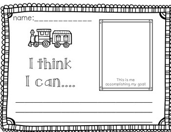 goal setting worksheet for students pdf