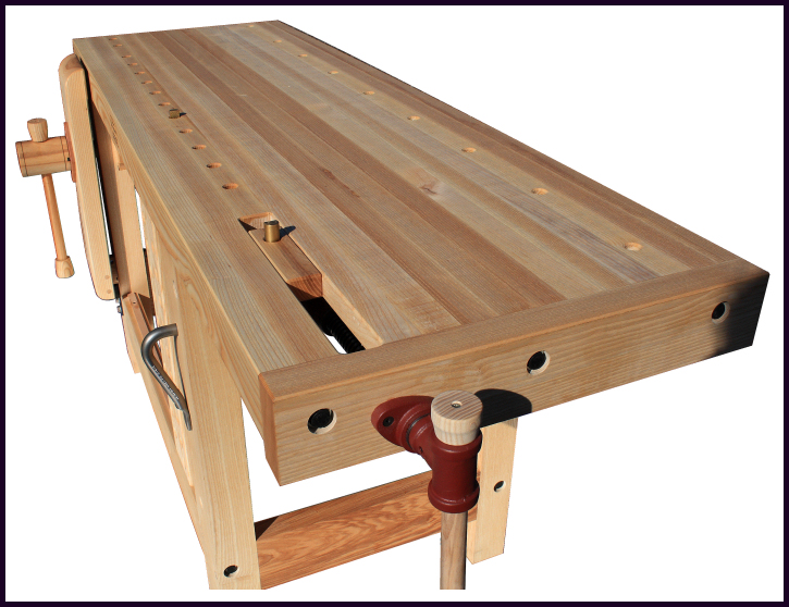 woodworking bench plans free pdf