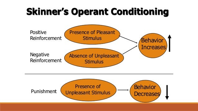 skinner operant conditioning theory of learning pdf