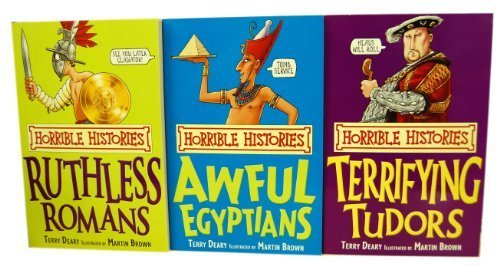 terry deary horrible histories collection download pdf