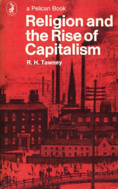 tawney religion and the rise of capitalism pdf